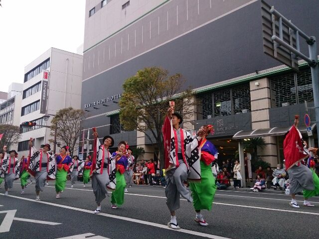 よさこい東海道前日祭