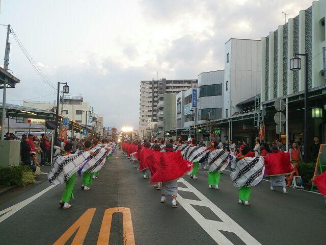 よさこい東海道本祭